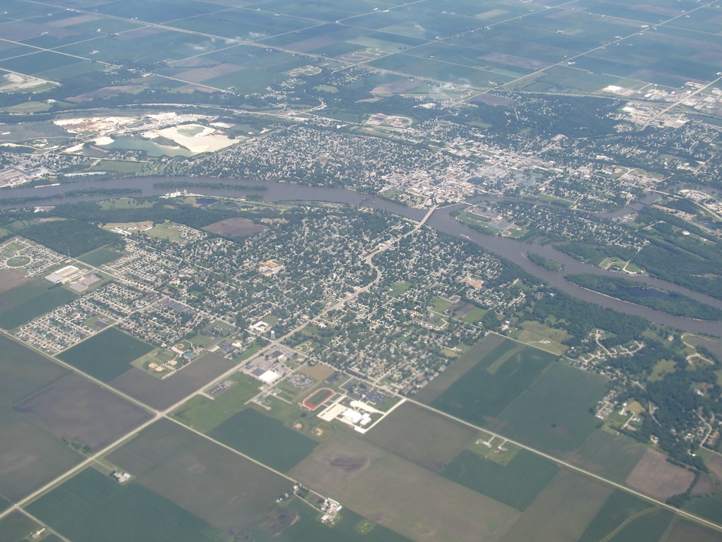 Ottawa, Illinois | Ottawa is a city located at the confluenc… | Flickr