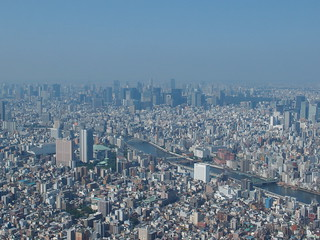 Tembo Deck @ Tokyo Skytree | by *_*
