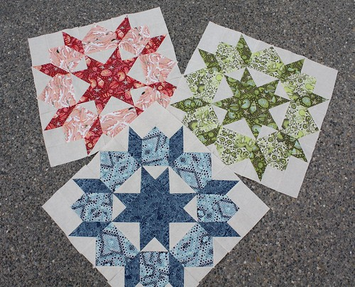Kelsey's Swoon Quilt - In Progress | by Everyday Fray