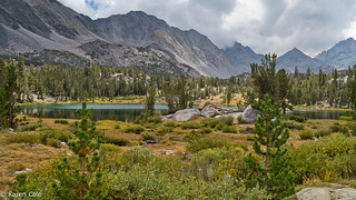 Hart Lake Little Lakes Eastern Sierra's 9/13   by lovelyinlatoo