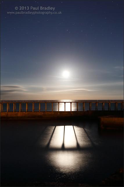 Whitby Moonrise