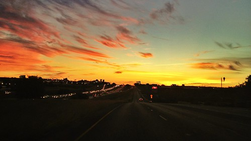 morning sanantonio sunrise uploaded:by=flickrmobile flickriosapp:filter=nofilter vineyardranchelementaryschool