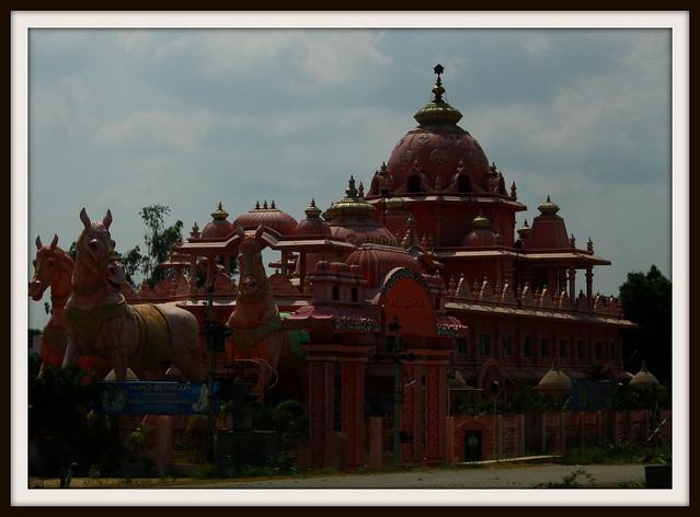 Iskcon Temple @ Ananthapur