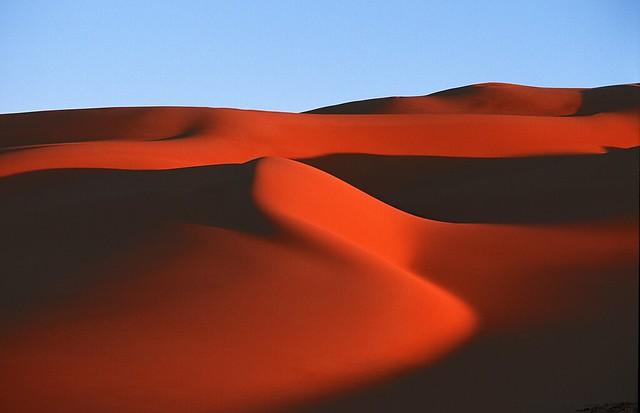 Libyen - Sunset