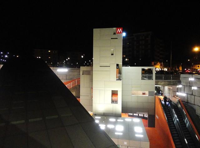 ROMA - Stazione Metro Annibaliano (4)