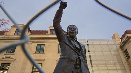 Nelson Mandela Statue - South African Embassy 34019 | by tedeytan