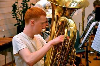 SYBB 2014-01-04 - Christoffer Bergström - B-tuba