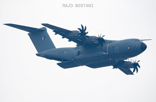 Airbus A400M Atlas - F-RBAH - French Air Force (Armee de' Lair) - 2017 PDF NYC Flyover | by MajdBostani