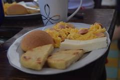 Desayuno en guadalupe