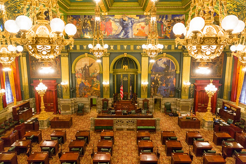 Pennsylvania Senate Chamber