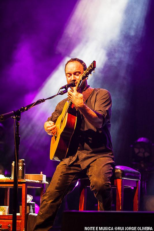 Dave Matthews & Tim Reynolds - Coliseu de Lisboa '17