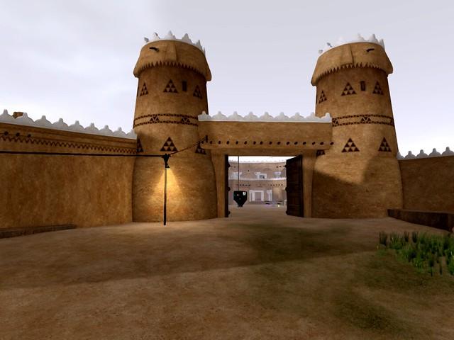 Arab Gate  II