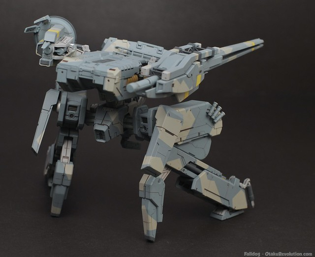 Metal Gear REX - Fin 12