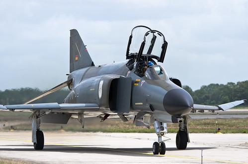 F-4F 38+10 German Air Force