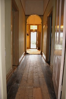 Hall loses carpet