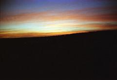 Grand Canyon Sunset Arizona USA Jan 1987 212