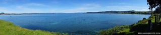 Panorama Lake Taupo | by Benjamin Beck