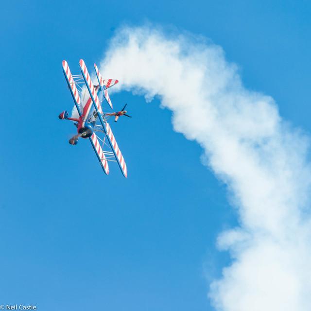 Stearman - Warbirds over Monroe 2013-9304.jpg