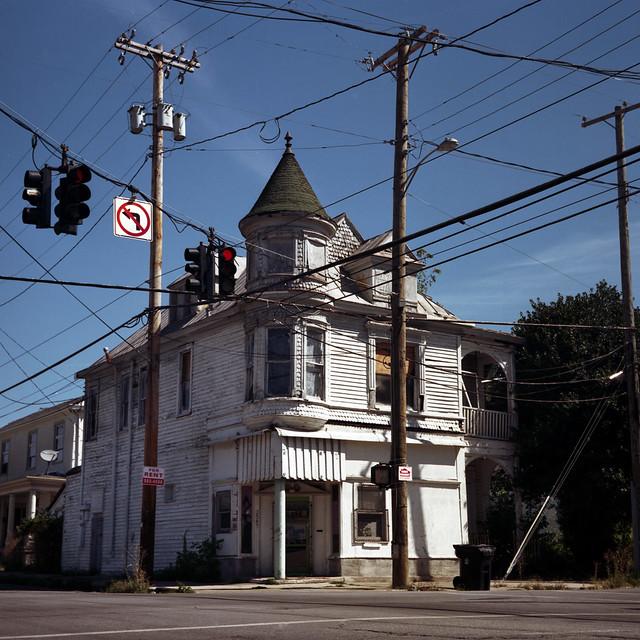 26th & Bank Street, Louisville