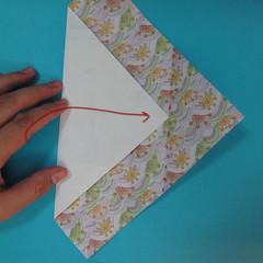 สอนวิธีพับกระดาษเป็นช้าง (แบบของ Fumiaki Kawahata) 018