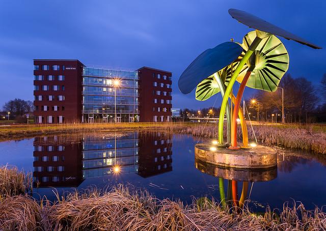 Hoofdkantoor Hunze en Aa's - Veendam, The Netherlands