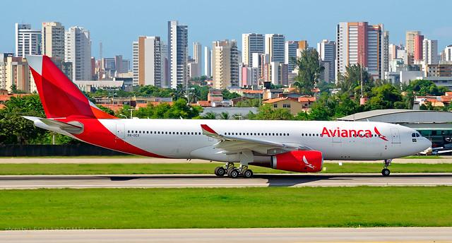 AVB A330 in Fortaleza
