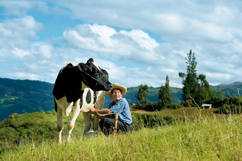 Farmer José Pablo
