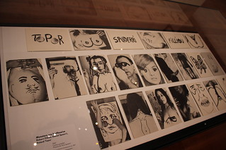 Monsters are Inoffensive, Roland Topor, Daniel Spoerri, Robert Filliou, 1967 -  Exposition Topor à la BnF