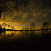 Spring night on the river by Alexey_Summer