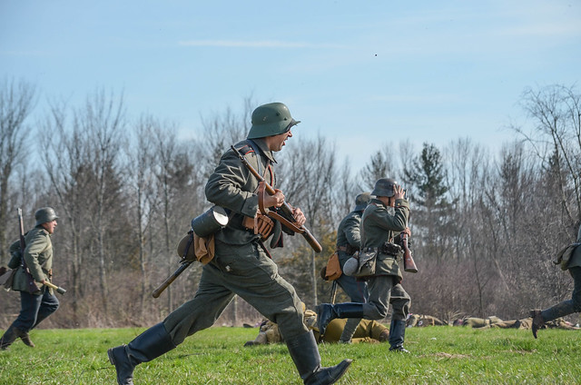 WW I Reenactment 4