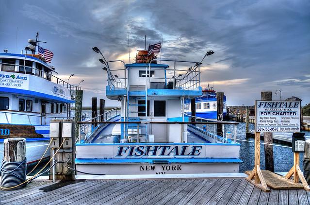 Captree's Fishtale