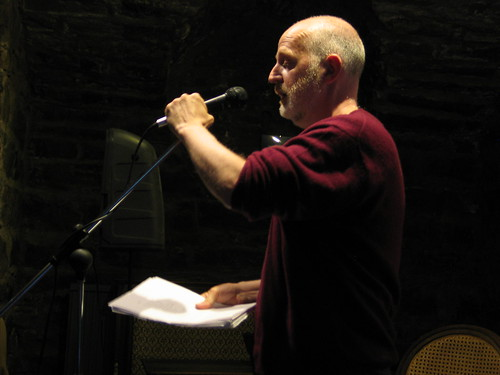 Don Paterson at Shore Poets June 2013   by TheObviousChild