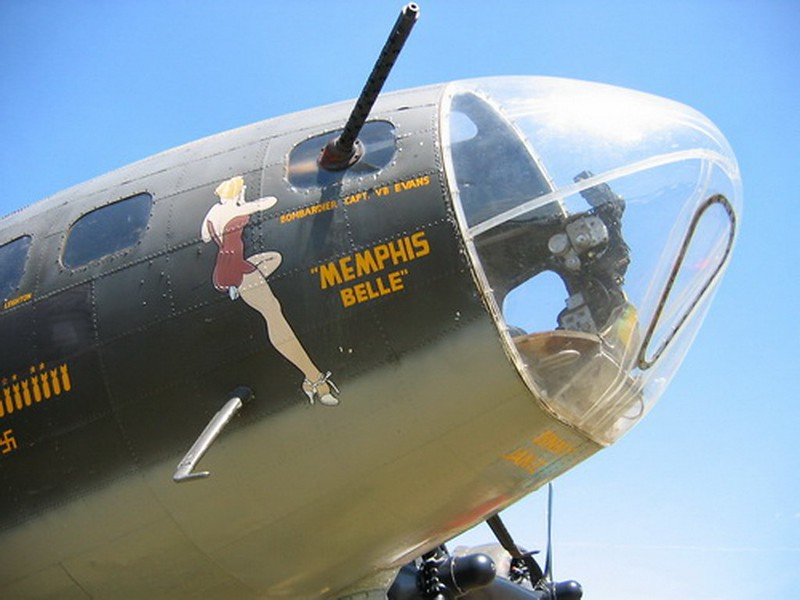 B-17F Flying Fortress (3)