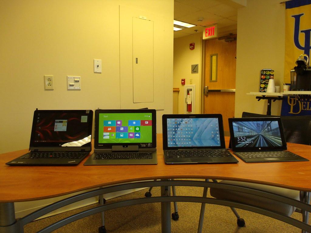 Tablet PC Comparison
