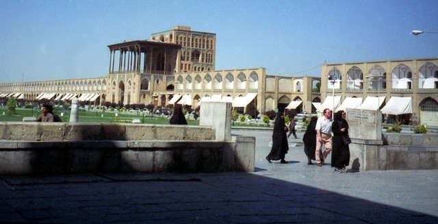 Iran - Isfahan - Royal place