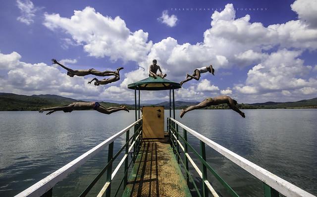 Ayyanakere Lake, Chikamagalur, Karnataka