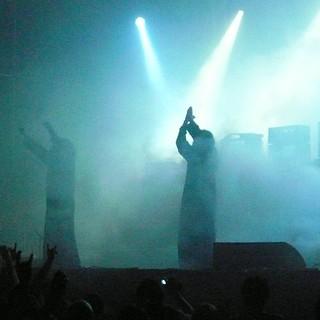 Sunn O))) @ Primavera Sound, Barcelona 2009-5-29