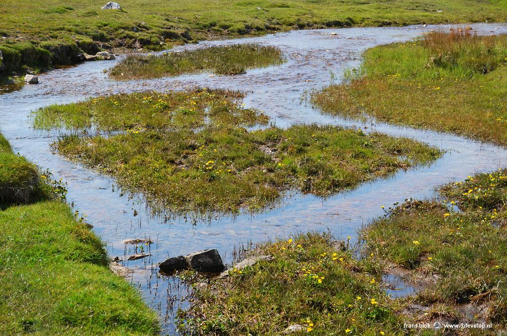 England Island Stream