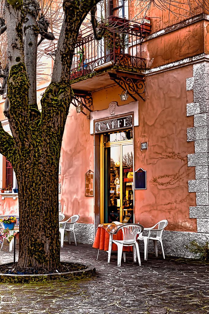 Un caffè a Caravaggio..? | Marco Trovò | Flickr
