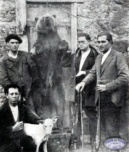 1935 - Caza del oso II