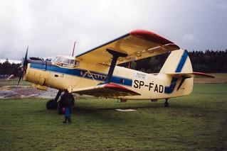 SP-FAD @ Vallentuna 24 aug 1993 by Jan Hetebrij