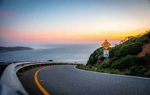 canon5dmarkiv ocean road sunset sanfrancisco 5dmarkiv