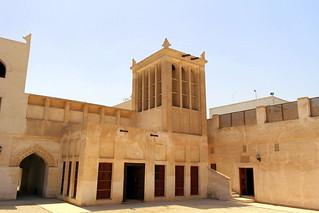 Sheikh Isa Bin Ali House in Muharraq | by rougetete