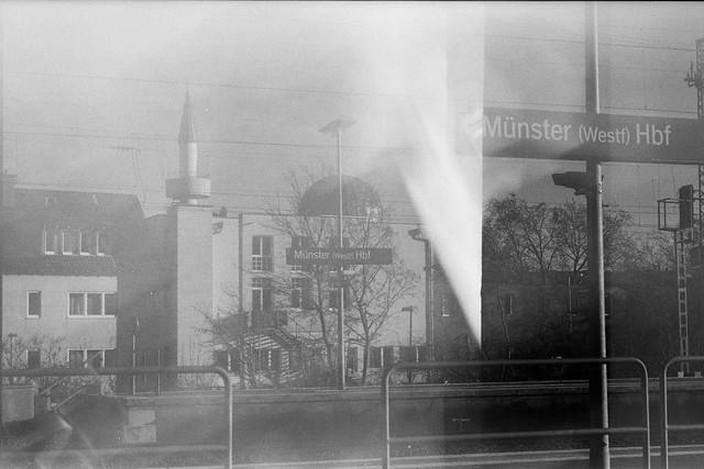 Bahnhofsmoschee oder Moscheebahnhof? - I shot film