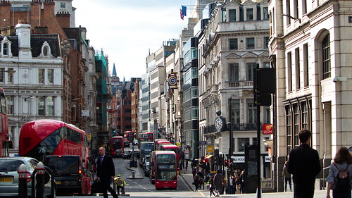 Fleet Street Afternoon | by }{enry