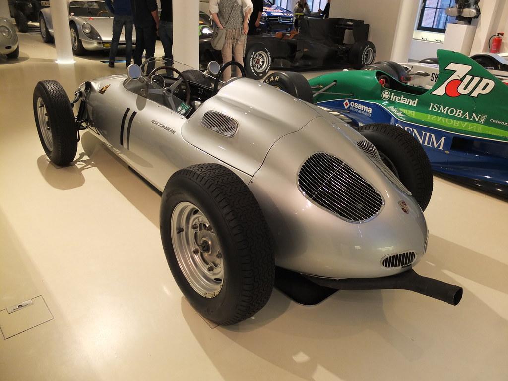 Porsche 718 2 Formula 1 1960 A Photo On Flickriver