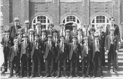 RGS High Wycombe: 1980 Form 2BT