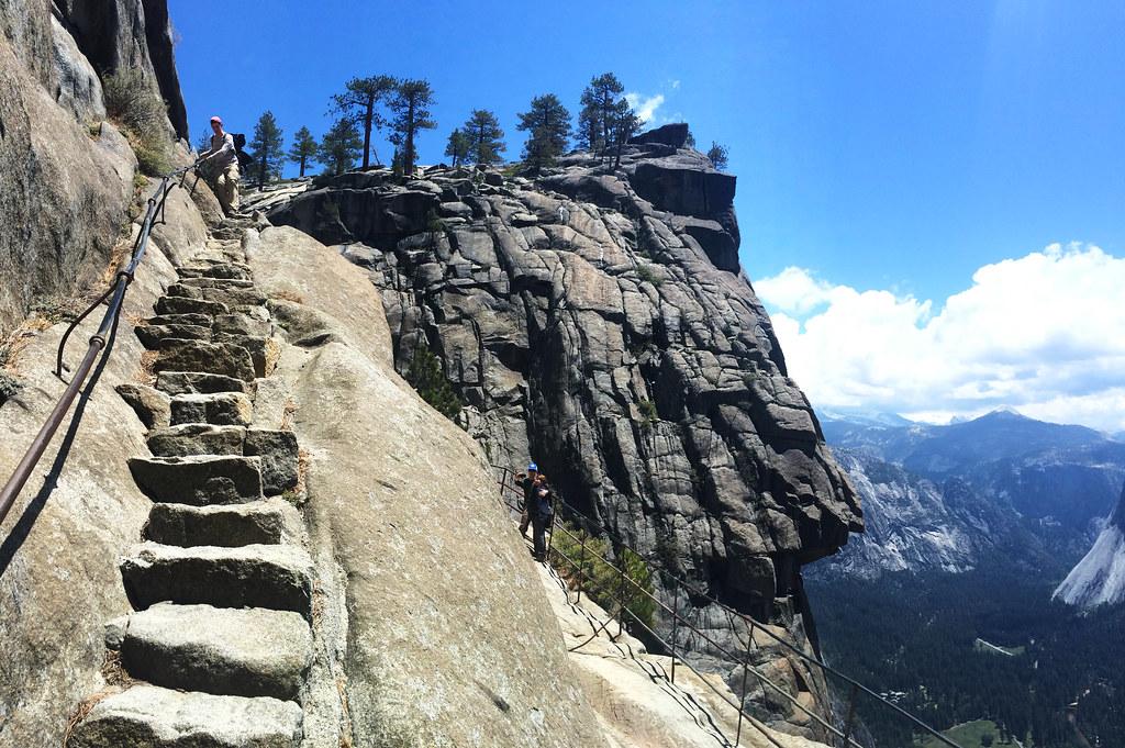 Upper Yosemite Fall Trail, Yosemite National Park, California