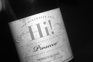 Hi! Prosecco | by Donald was a loving man. He will be missed.