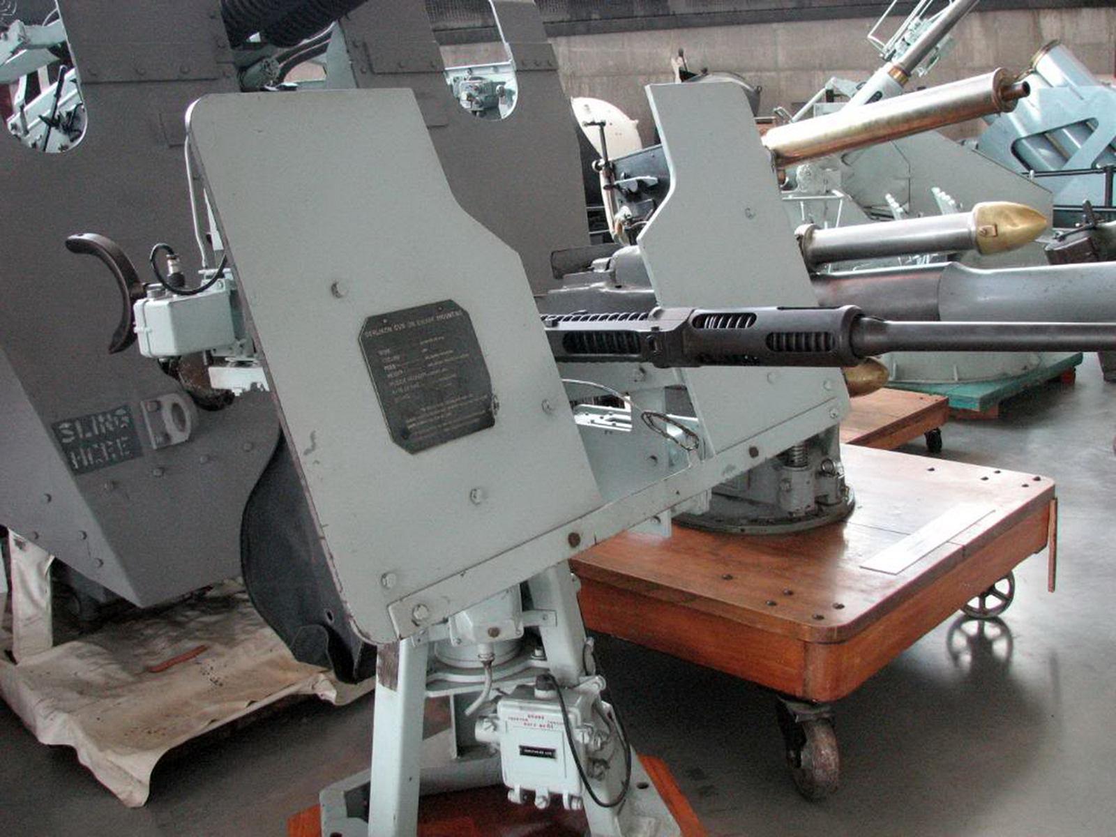 20mm Anti-Aircraft Gun (3)